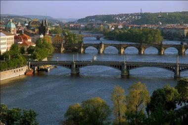 Prag die zweitbeste Stadt für Unternehmer in Mittelosteuropa (©Pražská informační služba, www.praguewelcome.cz)