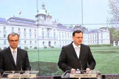 Tschechische Regierung hat eine Erhöhung der Mehrwertsteuer verabschiedet