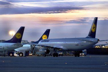 Lufthansa erweitert die Flugverbindung Prag – Frankfurt (Foto: Lufthansa)