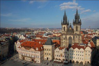 Einnahmen aus dem Tourismus sind in Tschechien im ersten Quartal 2011 gestiegen (©Pražská informační služba, www.praguewelcome.cz)