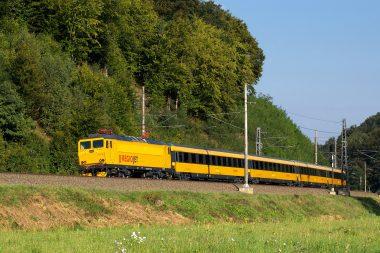 Die erste Konkurrenz für die Tschechische Bahn auf den tschechischen Schienen ab September 2011