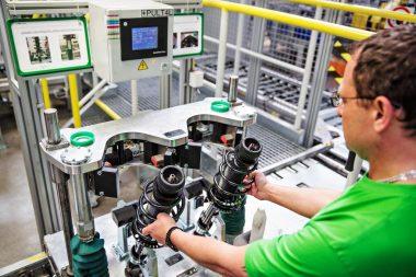 Tschechische Republik verzeichnet die höchste Anzahl von Erwerbstätigen in der neuzeitigen Geschichte. Quelle: SKODA AUTO a.s.